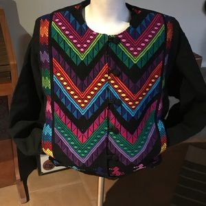 Jackets & Blazers - Brand New hand embroidered jacket